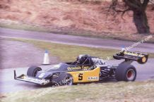 MARCH 76A GAA. Chris Cramer. Loton Park Hillclimb 1978 (b)